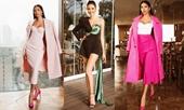 Hoàng Thùy biến hóa phong cách tại Miss Universe