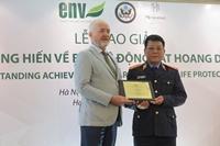 """Kiểm sát viên huyện Điện Biên được vinh danh """"người hùng"""" bảo vệ động vật hoang dã"""
