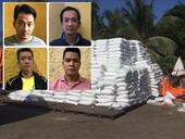 Phê chuẩn lệnh bắt tạm giam 4 bị can trong vụ buôn lậu đường cực khủng từ Campuchia về Việt Nam
