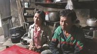 Người phụ nữ khuyết tật tố chính quyền xã bắt đập nhà mới cho nhận trợ cấp