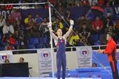 Đoàn thể thao Việt Nam giành vàng vào cuối ngày