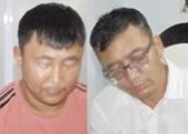 Bắt giữ các đối tượng người Mông Cổ trộm cắp tài sản