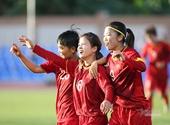 Tuyển bóng đá nữ Việt Nam đã sẵn sàng lấy vé vào chung kết