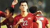 U22 Việt Nam và U22 Thái Lan vẫn bất phân thắng bại tại SEA Games 30