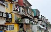 Nhà đầu tư đề xuất tăng tầng khi cải tạo chung cư cũ ở Hà Nội