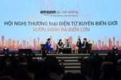 Ngân hàng Việt Nam đầu tiên đồng hành cùng Amazon phát triển thương mại điện tử