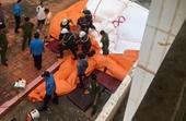 Giăng phao cứu hộ cứu bệnh nhân nhảy lầu tại bệnh viện