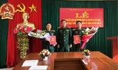 Bổ nhiệm lãnh đạo VKSQS Quân khu 2 và VKSQS khu vực 23