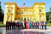 Trao Quyết định của Chủ tịch nước cho các tân Đại sứ nhiệm kỳ 2019-2022