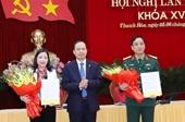 Thanh Hóa, An Giang công bố các quyết định của Ban Bí thư