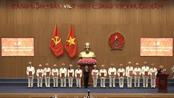 Viện trưởng VKSND tối cao bổ nhiệm chức danh Kiểm sát viên cao cấp