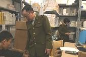 Phát hiện một số lượng khủng thuốc tân dược nhập lậu ở Hà Nội