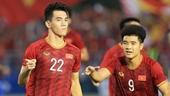 Xem lại cơn mưa bàn thắng của ĐT U22 Việt Nam vào lưới U22 Campuchia