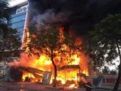 Gần 60 người thoát nạn trong vụ cháy Ngân hàng BIDV