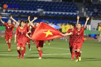 Đoàn thể thao Việt Nam cán mốc 80 huy chương vàng
