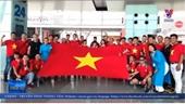 Sốt tour cổ vũ đội tuyển bóng đá nam tại SEA Games 30