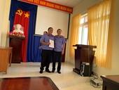 VKSND huyện Tân Phú Đông có tân Phó viện trưởng