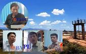 NÓNG Sai phạm tại 2 dự án rà phá bom mìn ở Quảng Bình  Khởi tố vụ án, bắt tạm giam 4 cán bộ