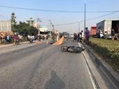 Truy tìm ô tô liên quan trong vụ tai nạn giao thông chết người