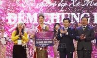 Thí sinh Nguyễn Hàm Hương đăng quang Người đẹp xứ Mường năm 2019