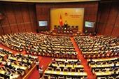 Quốc hội, UBTVQH ban hành Nghị quyết về công tác nhân sự