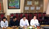 Bệnh viện Xanh Pôn chưa xác định được bao nhiêu que test HIV bị cắt đôi
