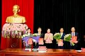 Ban Bí thư chỉ định nhân sự Ban Chấp hành Đảng bộ tỉnh Ninh Bình