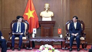 Đẩy mạnh hợp tác giữa VKSND tối cao Việt Nam và Học viện Tư pháp Hàn Quốc