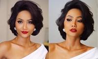 Fan nói gì khi H'Hen Niê khoe mái tóc mới sau khi kết thúc nhiệm kỳ hoa hậu