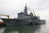 Hai tàu quét mìn Nhật Bản đến thăm Đà Nẵng