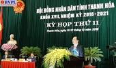 Kỳ họp thứ 11, HĐND tỉnh Thanh Hóa Chất vấn nhiều vấn đề nóng