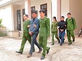 Hai kẻ nhiều tiền án từ Gia Lai ra Hà Tĩnh gây ra nhiều vụ trộm táo tợn