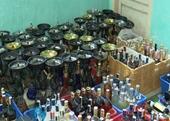 Tạm giữ lượng lớn rượu ngoại không rõ nguồn gốc tại quán bar ở Đà Nẵng