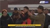 Người Hàn Quốc chăng băng rôn chào đón U23 Việt Nam, hãnh diện vì HLV Park Hang Seo