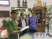 Phê chuẩn quyết định khởi tố bị can đối với Chủ tịch TP Phan Thiết và nhiều cán bộ