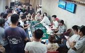 Viện kiểm sát kiến nghị phòng ngừa tội phạm đánh bạc và tổ chức đánh bạc