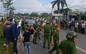Vụ giang hồ vây xe Công an Điều chuyển công tác nhiều sếp Cảnh sát