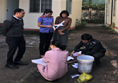 VKSND tỉnh Đắk Nông kiểm sát việc tiêu hủy vật chứng