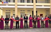 Tổ chức ActionAid quốc tế tại Việt Nam cùng đối tác xây phòng khám cho huyện vùng sâu
