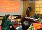 Tập huấn chuyên sâu nghiệp vụ kiểm sát quân sự