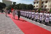 Đại tướng Tô Lâm thăm và kiểm tra công tác tại Đắk Nông
