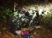 Điều tra nam thanh niên chết cháy bí ẩn bên đường