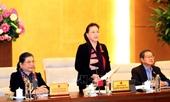Bế mạc Phiên họp thứ 40 của Ủy ban Thường vụ Quốc hội