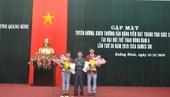 Quảng Bình vinh danh các vận động viên xuất sắc tại Sea Games 30