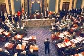 Phiên tòa luận tội Tổng thống Mỹ tại Thượng viện diễn ra thế nào