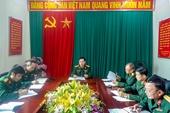 Xét giảm thời hạn án phạt tù cho phạm nhân trong trại giam quân đội quản lý