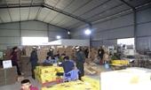Hơn 100 Cảnh sát triệt xóa cơ sở sản xuất nước giải khát giả cực lớn ở Đồng Nai