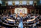 Hạ viện Mỹ bỏ phiếu tán thành luận tội Tổng thống Trump
