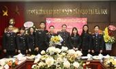 Đại hội Đoàn TNCS Hồ Chí Minh Viện cấp cao 1 lần thứ II, nhiệm kỳ 2019 - 2022