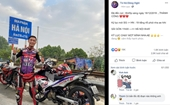 Đề nghị xử lý nghiêm phượt thủ đi xuyên Việt thần tốc